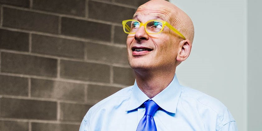 Seth Godin on responsible news output, measuring empathy and content marketing
