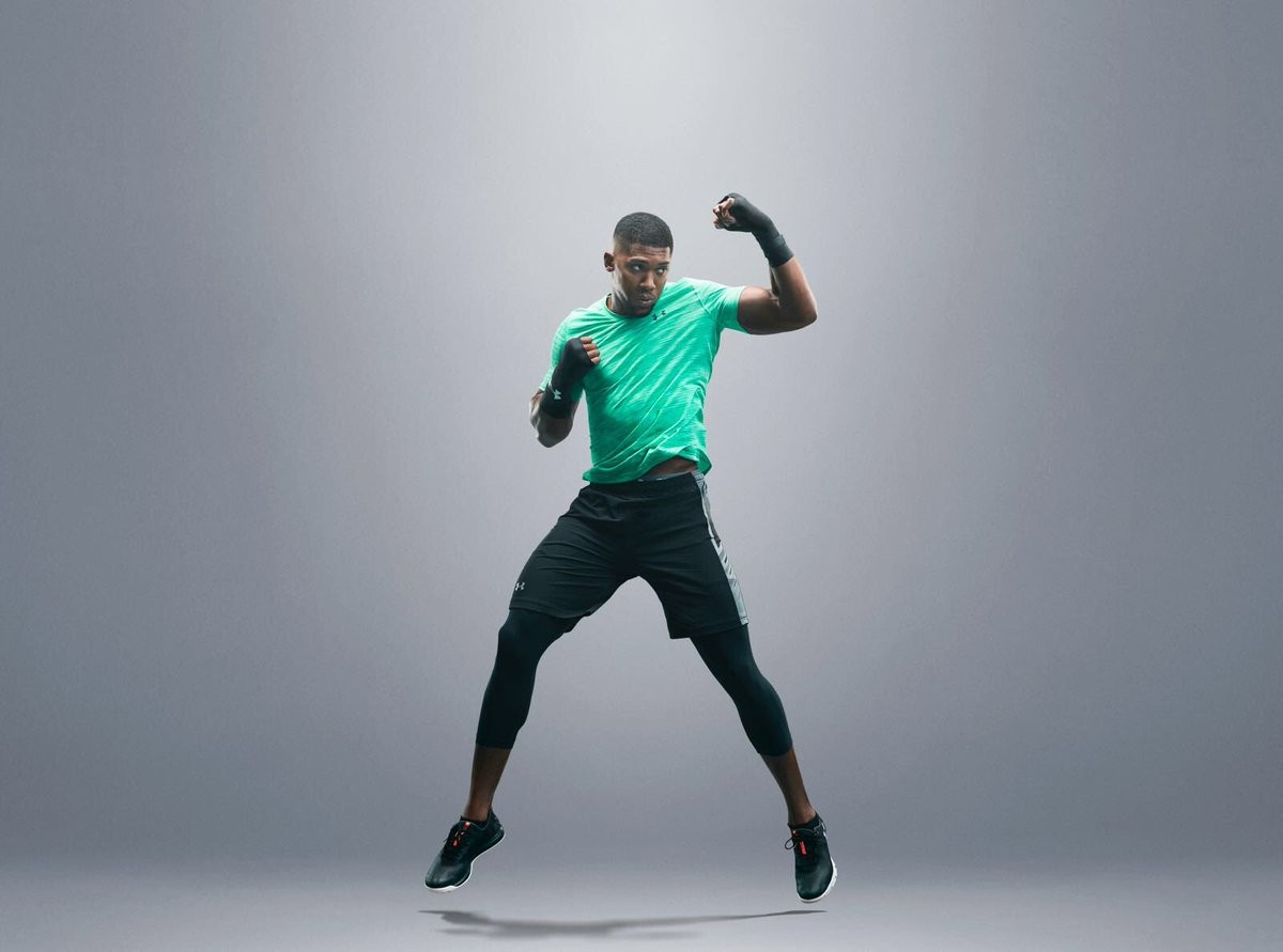 under armour boxing shoes. under armour extends relationship with boxing superstar anthony joshua | the drum shoes