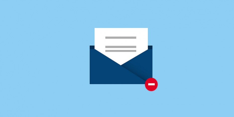 Email click through rates drop to 1.6%, with publishing industry hit hardest