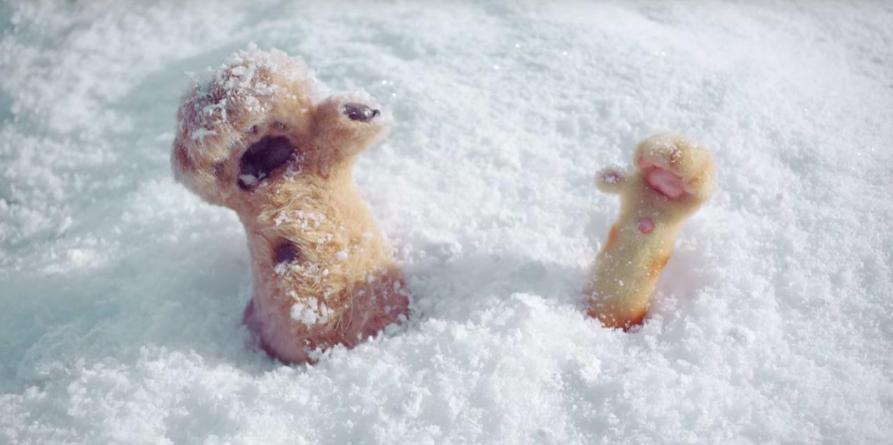 Creative Work Of The Week Kitsch Snow Globe Magic Makes