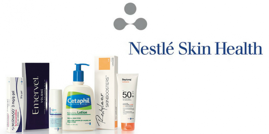 Nestl skin health secures vml london as global agency of for Product innovation agency