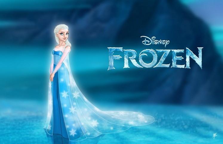 Disney frozen movie have hit