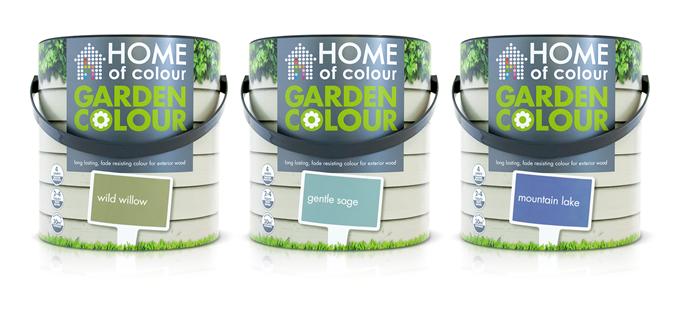 Homebase Expands Home Of Colour Paint Range With Garden Colour Launch | The  Drum