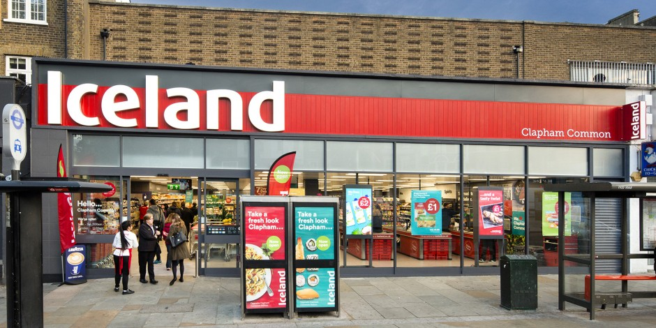 UK supermarket Iceland partners with JD.com to launch flagship store ... eeef188764