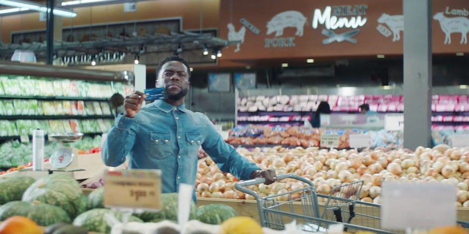 Kevin Hart to front Chase ads despite Oscars controversy