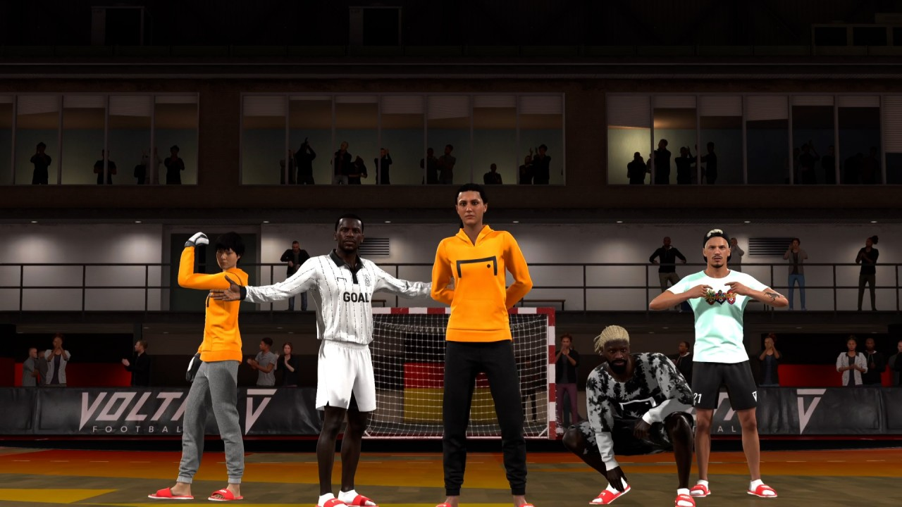 Objective branches into digital vogue with Fifa 21 clothes line