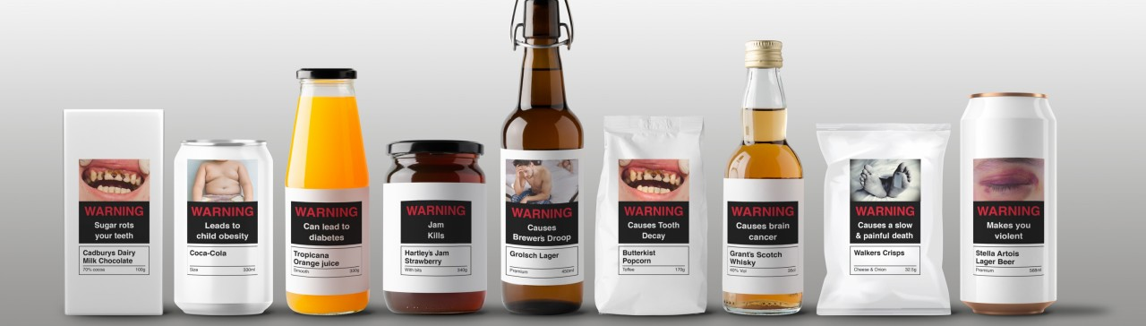 Mandatory plain packaging poses $187bn threat to snacks, drinks and confectionery markets