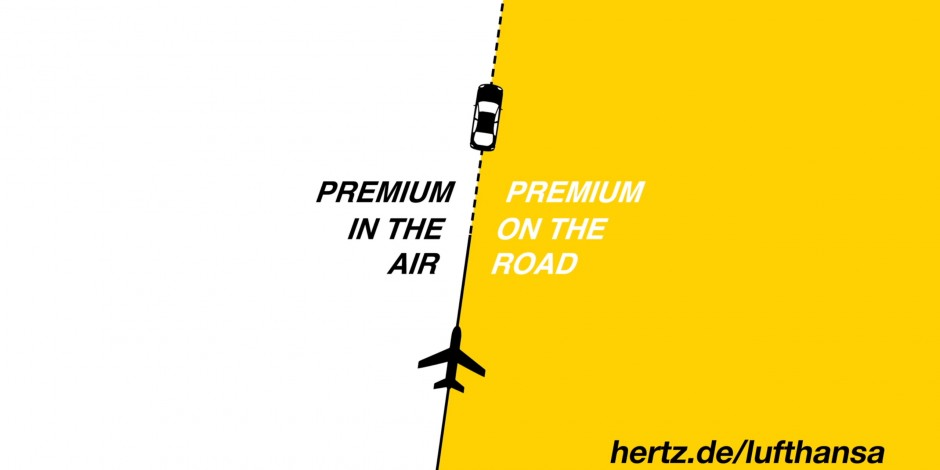 Hertz and Lufthansa cement relationship with 'Travel Seamless' campaign
