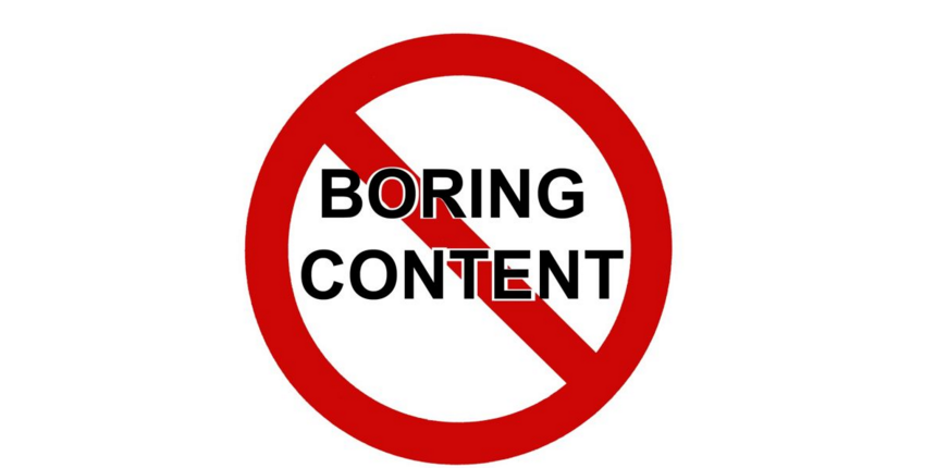 there s no such thing as a boring sector just boring brands the drum