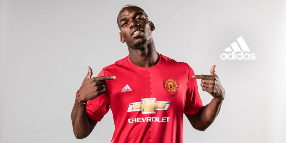 a35c9c7a69a Did Adidas want Paul Pogba to join Manchester United? | The Drum