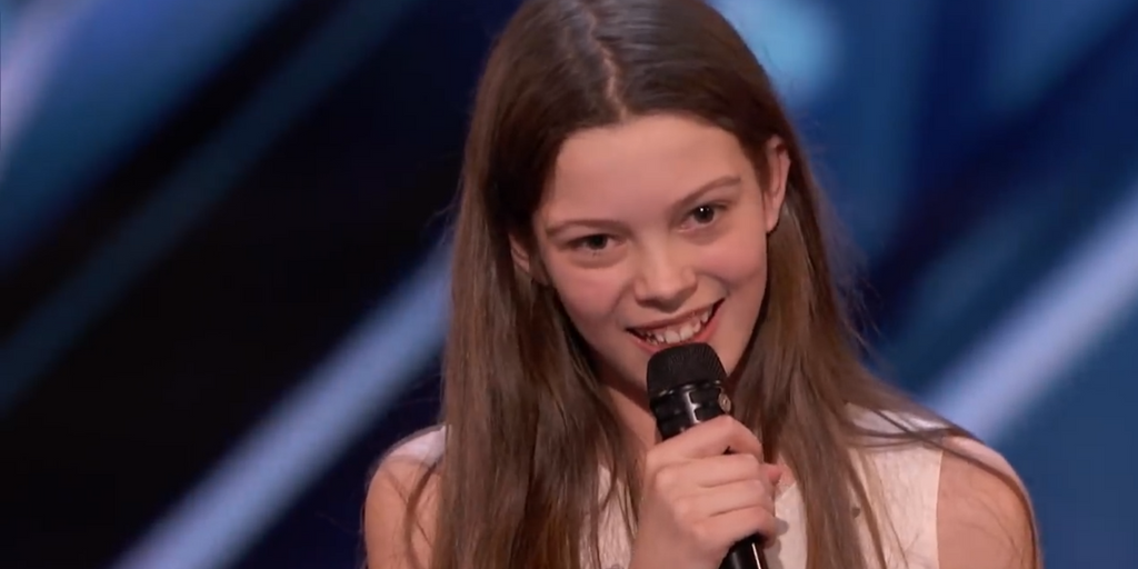 YouTube Re:View - 13-year-old girl stuns America\'s Got Talent judges ...
