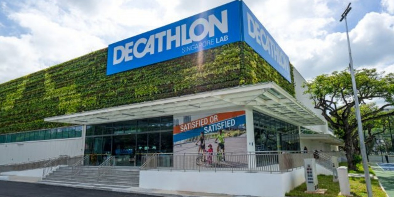 Decathlon leads the way with omnichannel and digital store capabilities in Singapore