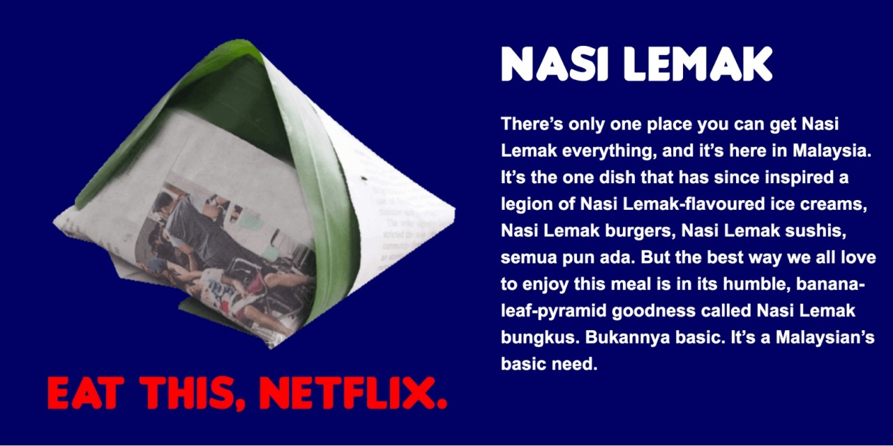 Malaysia radio station takes a dig at Netflix for excluding