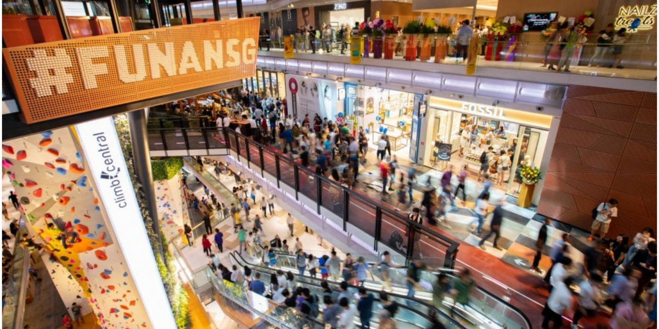 The 'phygital' mall: CapitaLand explains why Funan represents the