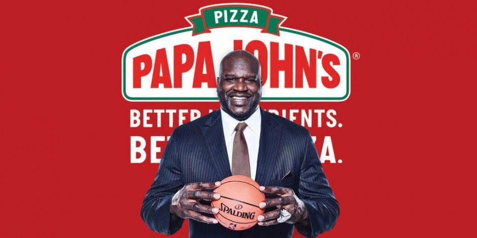 Papa John's to pump $40m into marketing efforts with Shaquille O'Neal in tow