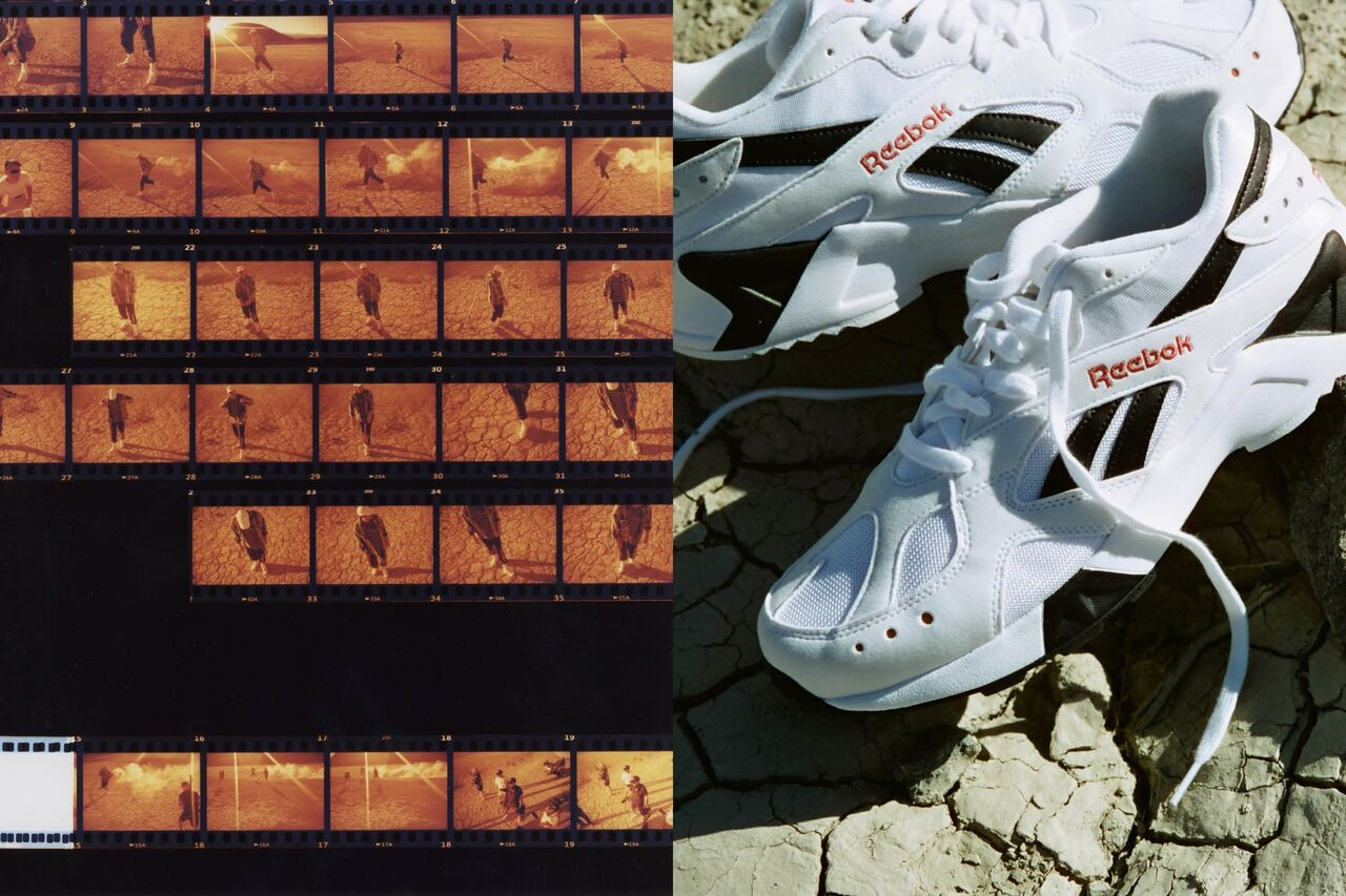 new styles 52e1a cc955 Reebok takes it back to the 90s to revive old cult classic   The Drum