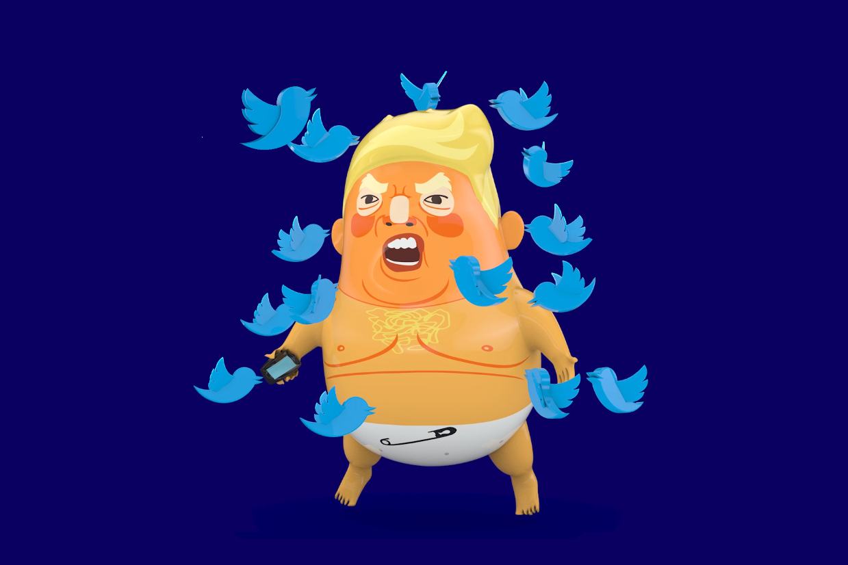 Viral Twitter campaign from Creature exhorts mass unfollow of Donald Trump