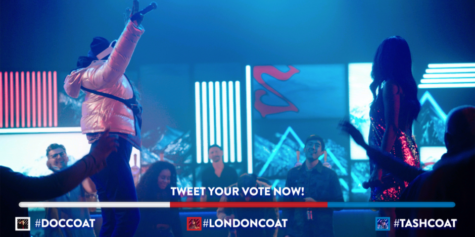 Coors Light concludes rap battle ad campaign with social vote on Channel 4