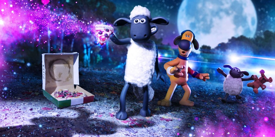 Shaun the Sheep to stage claymation Channel 4 takeover to bleat about ewe movie