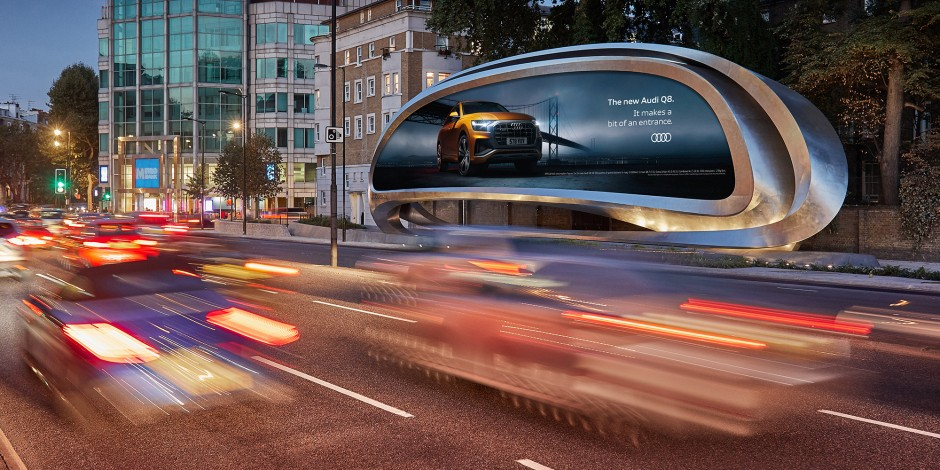 Jcdecaux And Zaha Hadid Design Turn Out Of Home Inventory