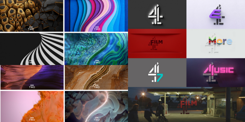 BBC Two and Channel 4 rebrands dissected by designers