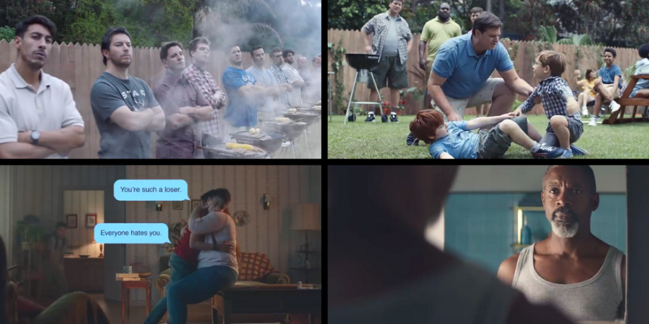 What creatives make of Gillette's dividing ad on toxic