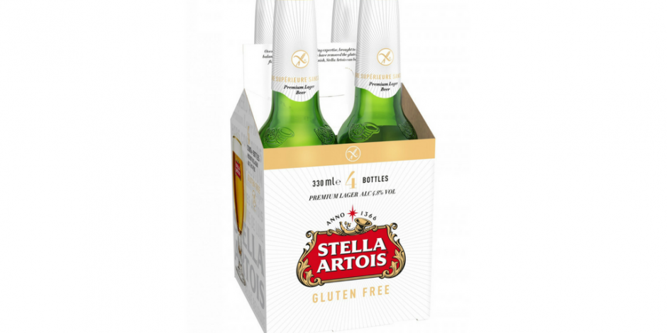 Stella Artois Courts Growing Free From Market With Gluten Free