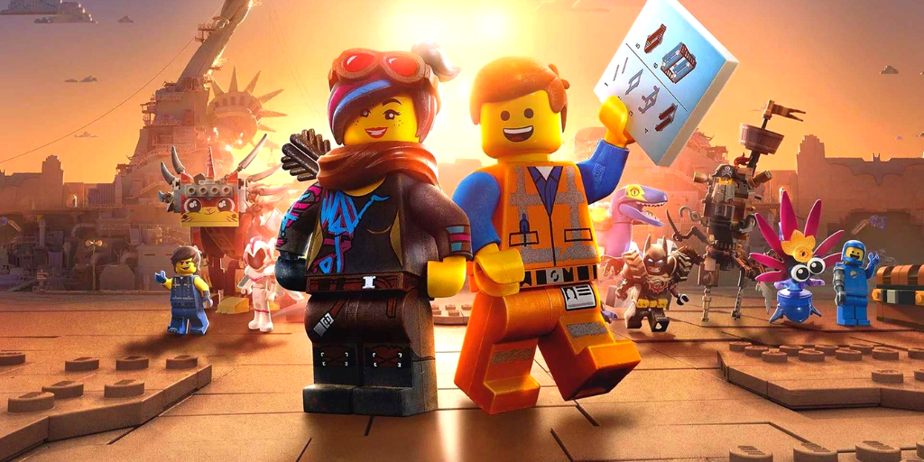 How Lego gets the world's largest entertainment brands to play nice together