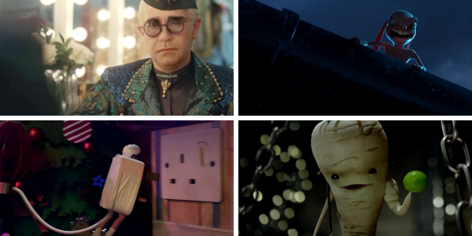 YouTube's top 10 UK Christmas 2018 ads - Elton and John Lewis rocket to the top
