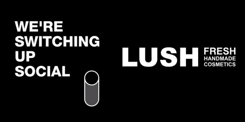 28f30234f8d787 Lush abandons social media  it s  getting harder  to talk to customers