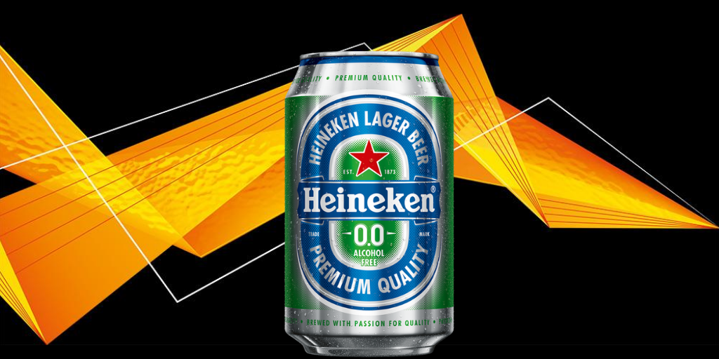 How Heineken's using the biggest ever non-alcoholic beer sponsorship to grow the category