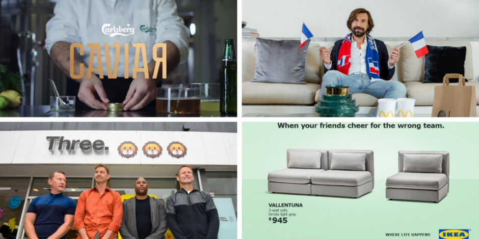 The 9 best marketing ambushes at the 2018 World Cup   The Drum