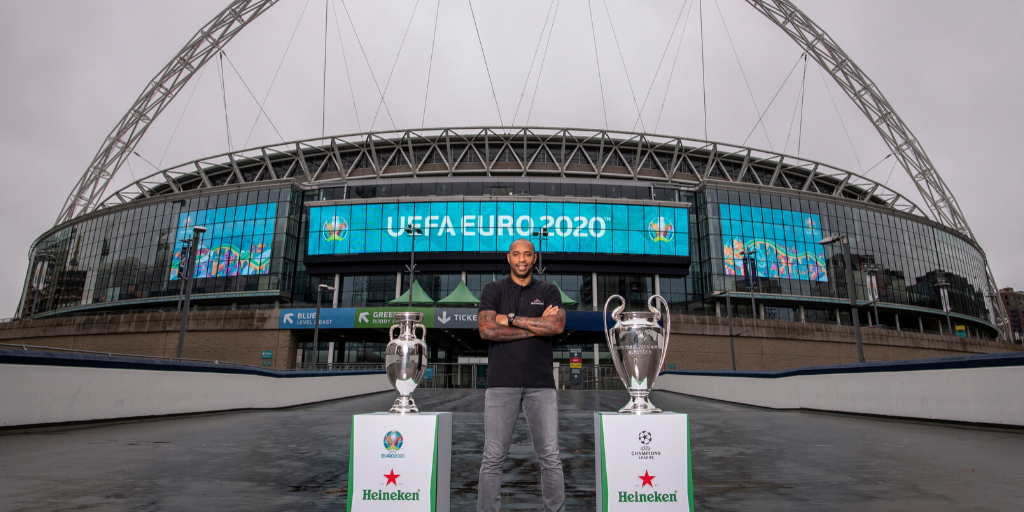 Heineken secures Uefa double deal with Euro 2020 and Champions League