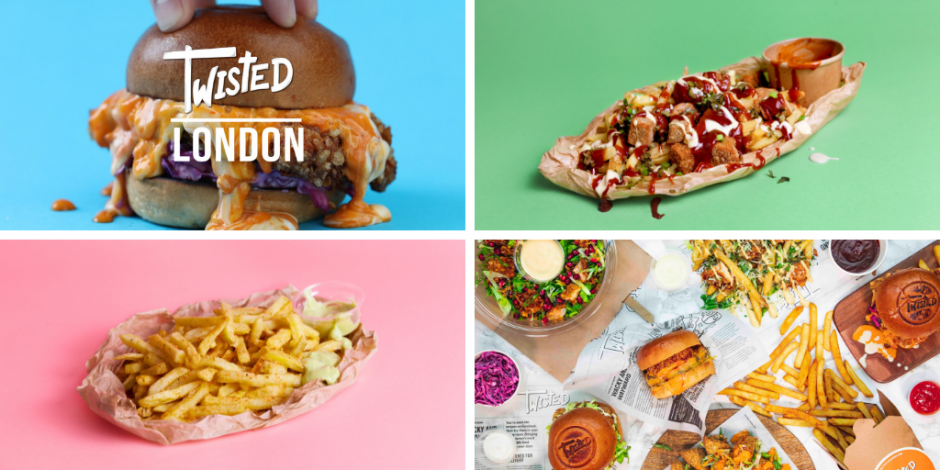Jungle Creations puts down five new Twisted kitchens in London after two-year pilot