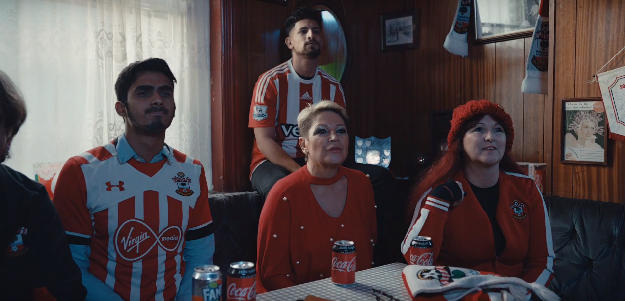 Coca-Cola kicks off Premier League partnership with an ode to fan culture