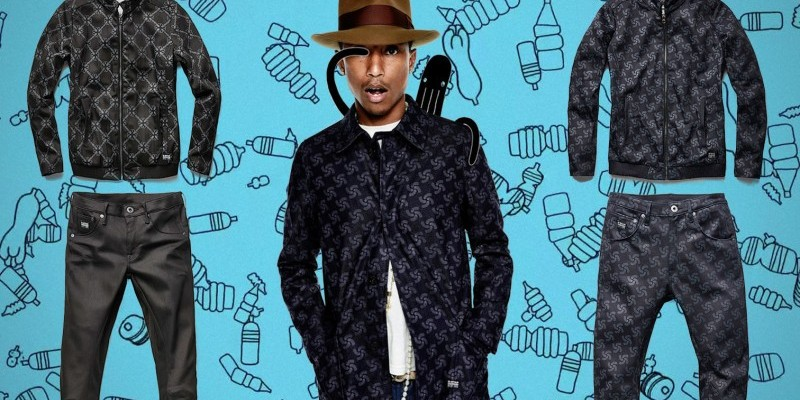 4266ea38 G-Star Raw names Pharrell Williams as co-owner to help 'reimagine the  future of denim'