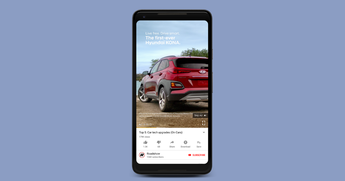Vertical Video Ads Are Coming To Youtube The Drum