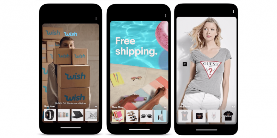 Snapchat rolls out self-serve shoppable ads globally